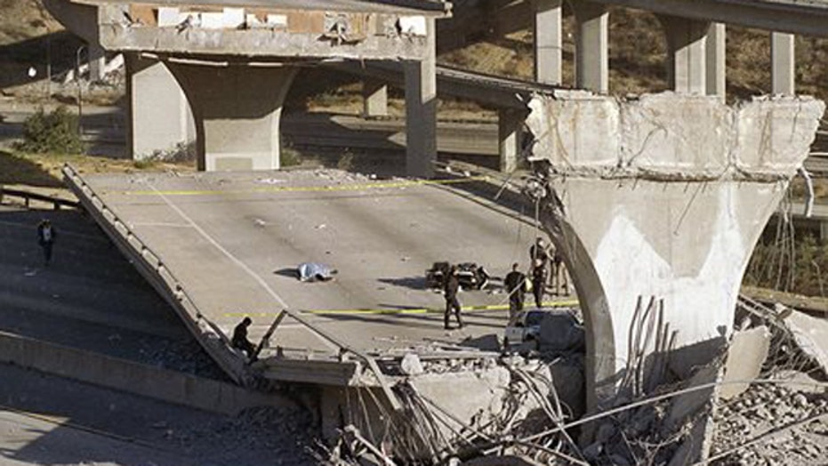 USGS: Risk rising for massive California earthquake