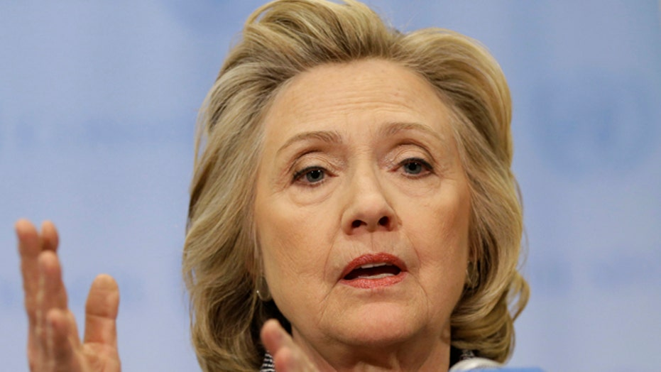 Report: Hillary Clinton deleted 32,000 'personal' emails