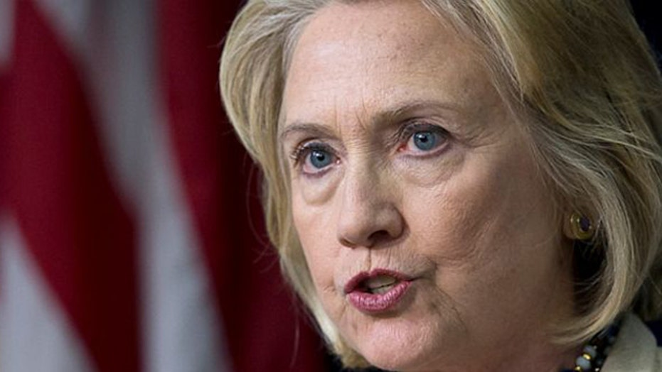 What State Dept. guidelines did Hillary Clinton violate?