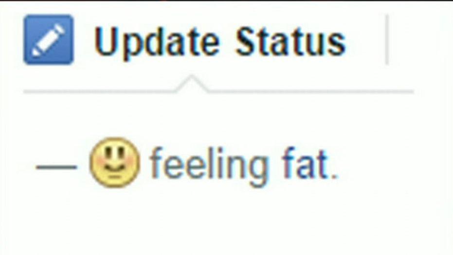 Facebook rebrands 'feeling fat' emoji after complaints