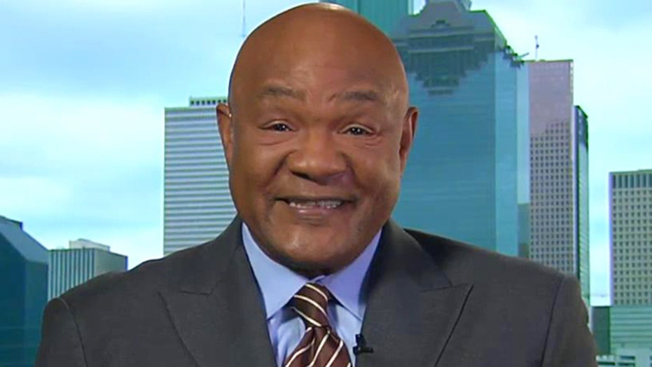 George Foreman on the current state of boxing