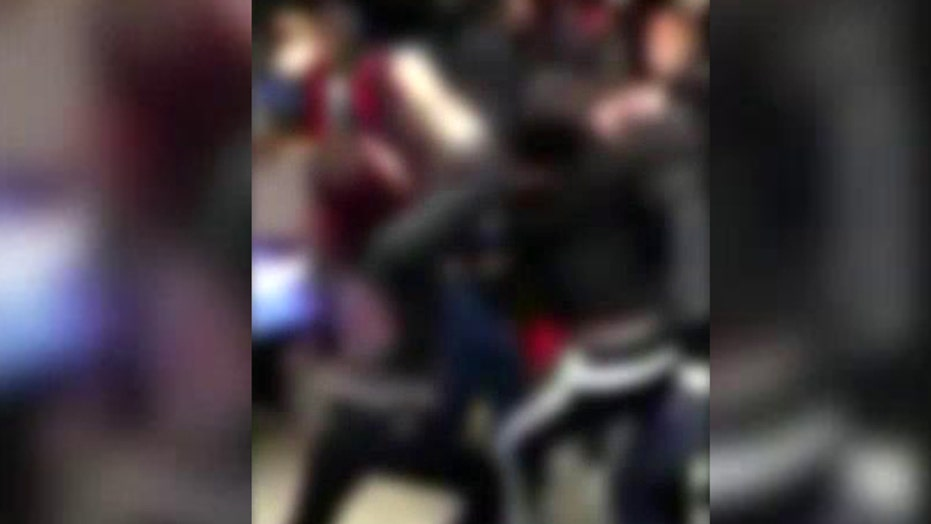 Outrage over video of brutal attack at Brooklyn McDonald's