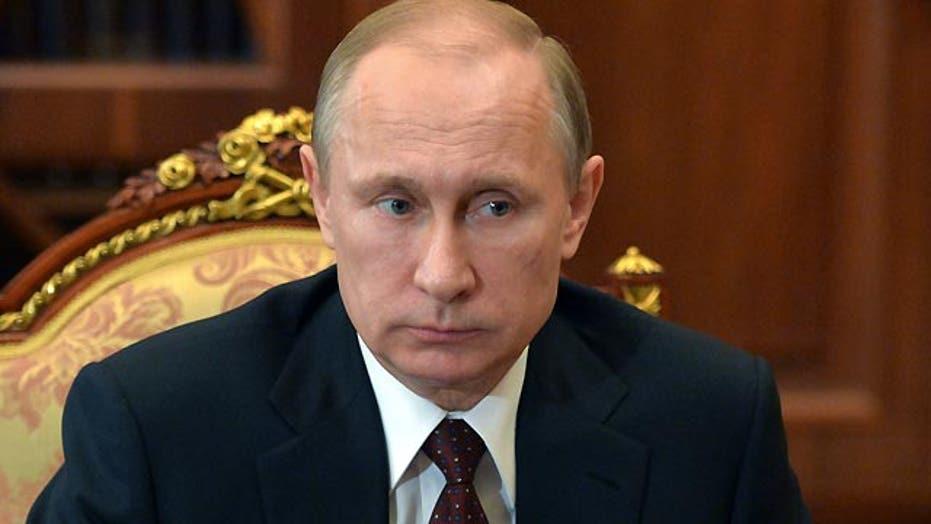 Kremlin denies rumors Putin is secretly sick