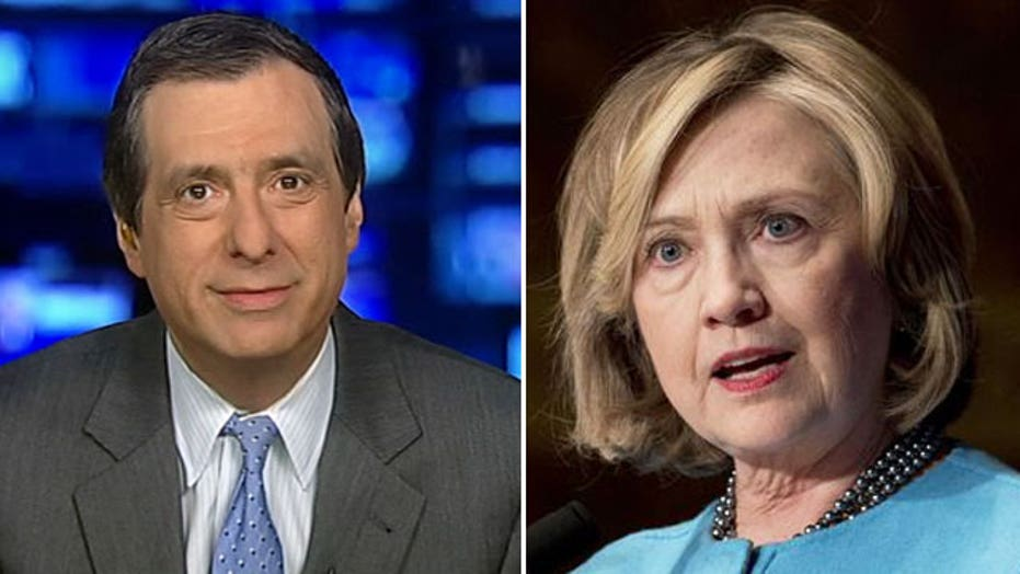 Kurtz: Media accused of anti-Hillary 'fetish'