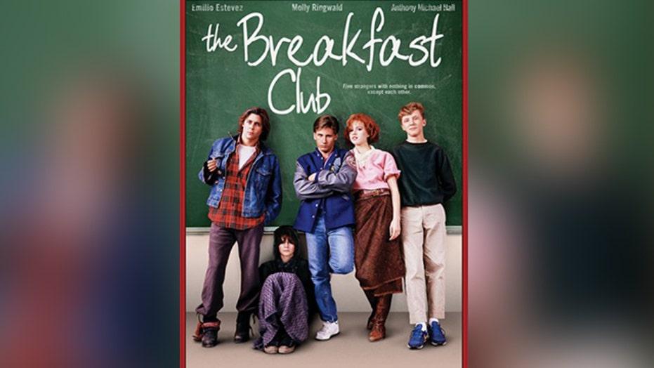 Why nude scene was cut from 'Breakfast Club'
