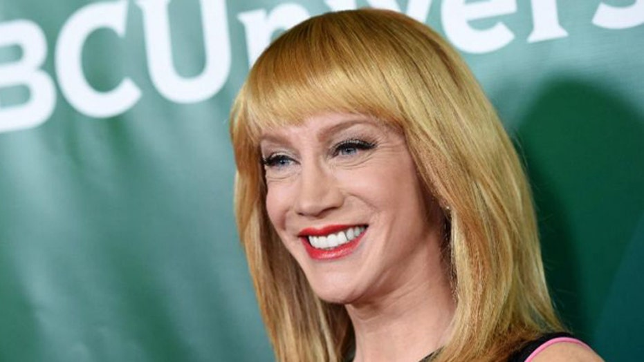 Griffin quits 'Fashion Police' after 7 episodes