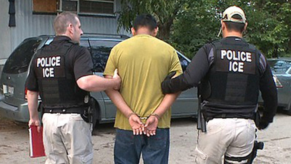 ICE immigration arrests a blow to Obama policy?