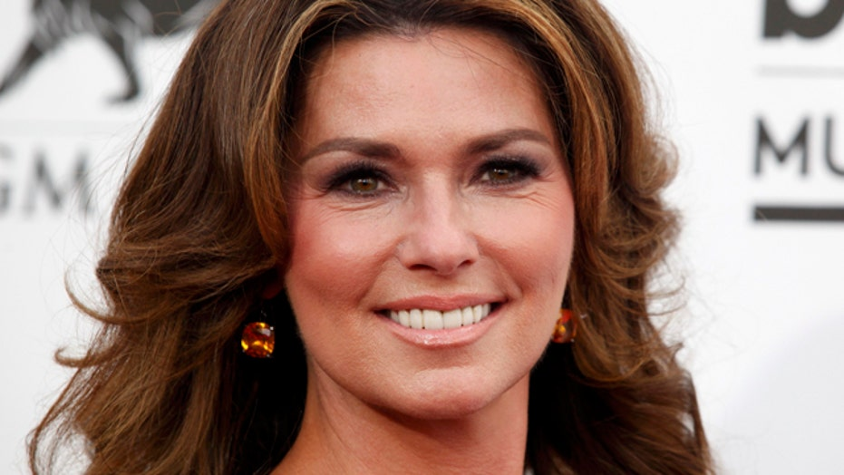 Shania Twain talks other woman