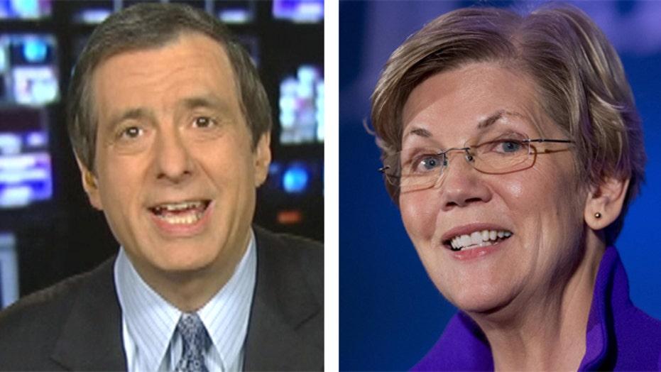 Kurtz: Searching for Elizabeth Warren