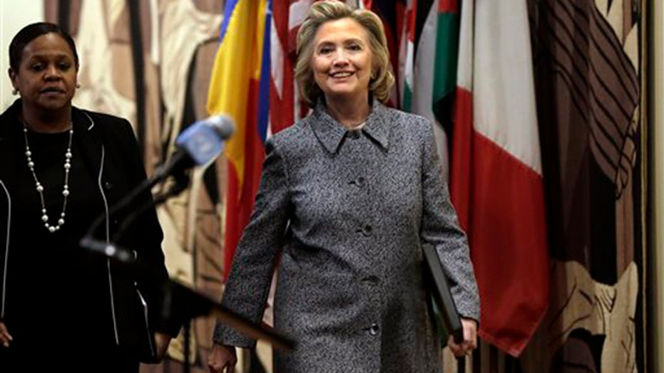 Media becoming Hillary Clinton's biggest rival?