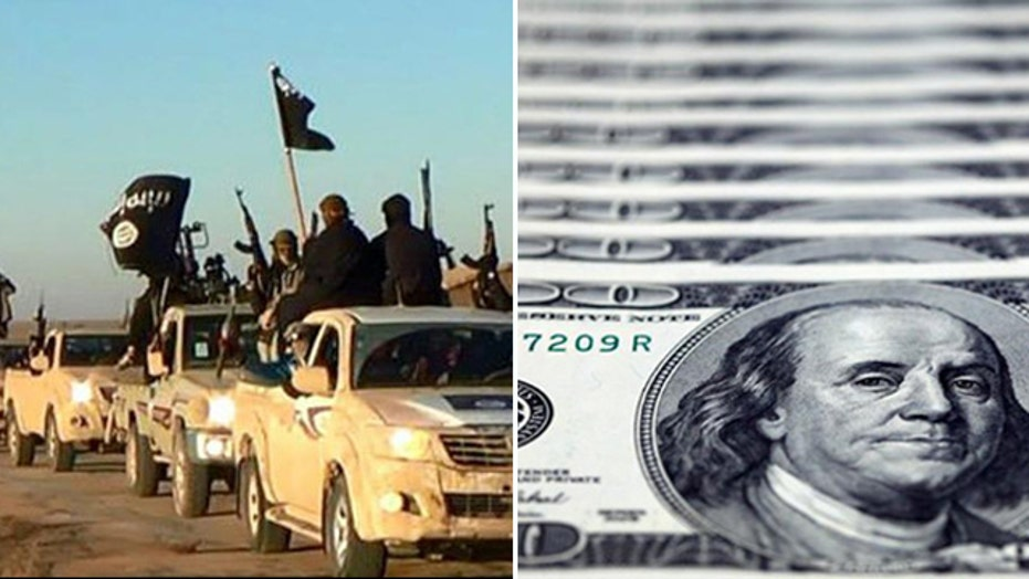 Temporary tax hike to help fund US fight against ISIS?