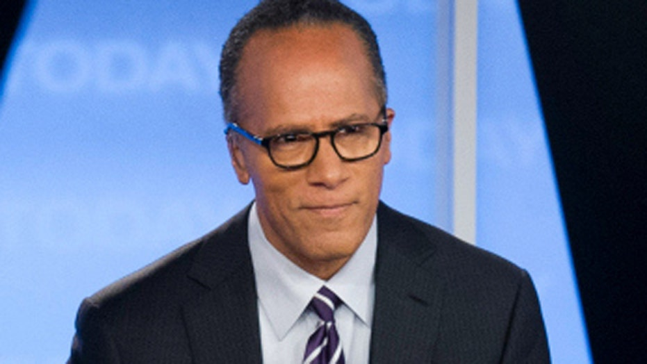 Lester Holt keeps NBC on top
