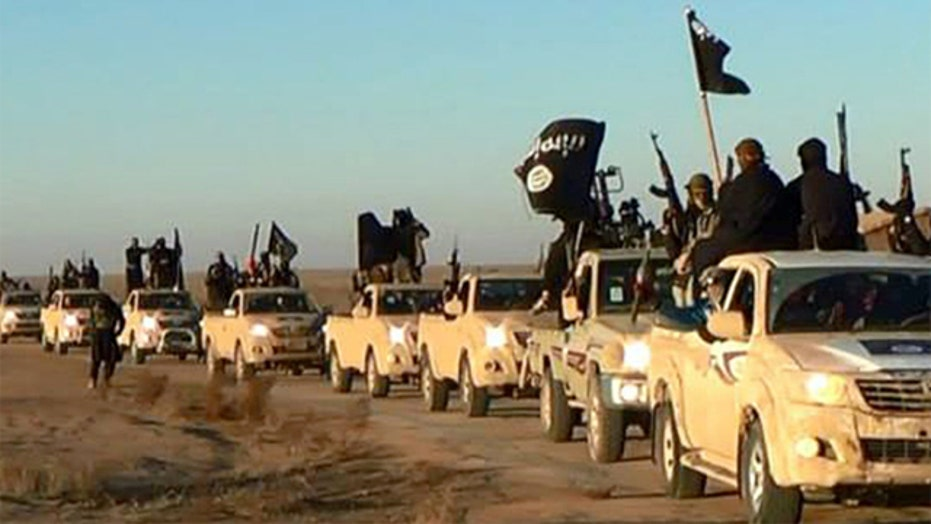 Report: ISIS using chemical weapons against Kurdish fighters