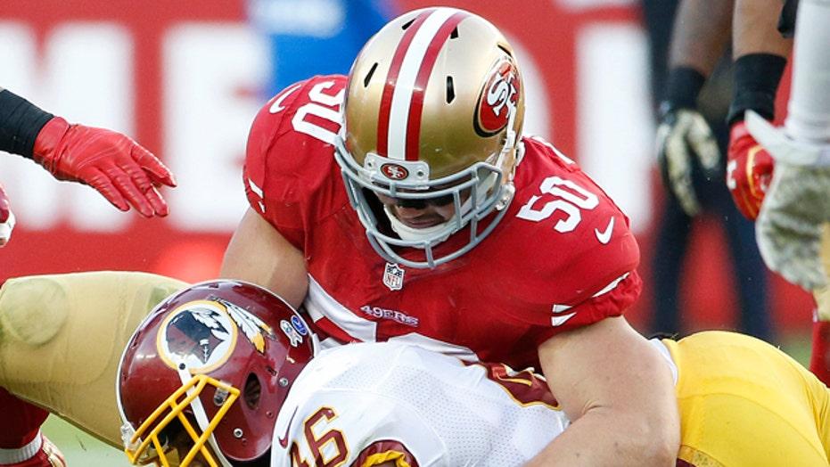 NFL rookie Chris Borland retires over head trauma concerns