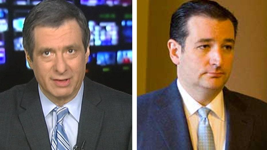 Kurtz: Ted Cruz as Freddy Krueger