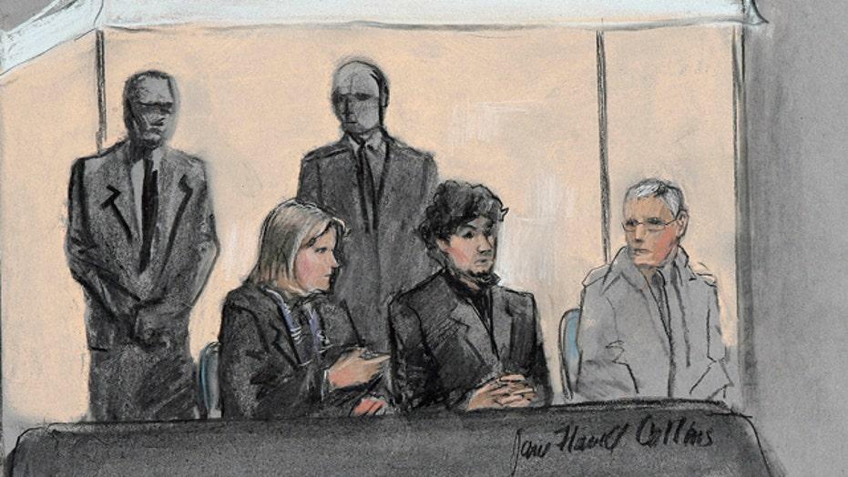 Trial of Boston marathon bombing suspect continues