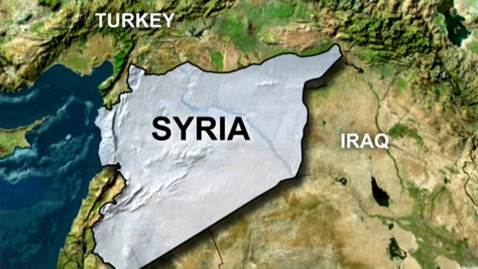 Report: Syria claims it shot down US surveillance plane