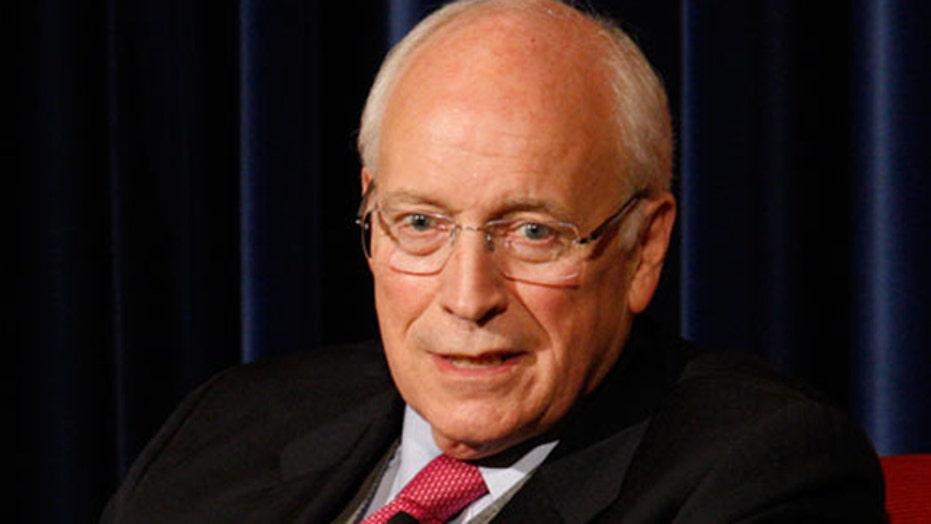 Dick Cheney rips Obama administration in Playboy interview