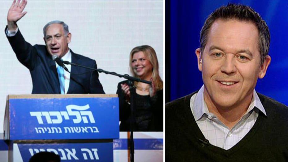 Gutfeld: What if Netanyahu lost?