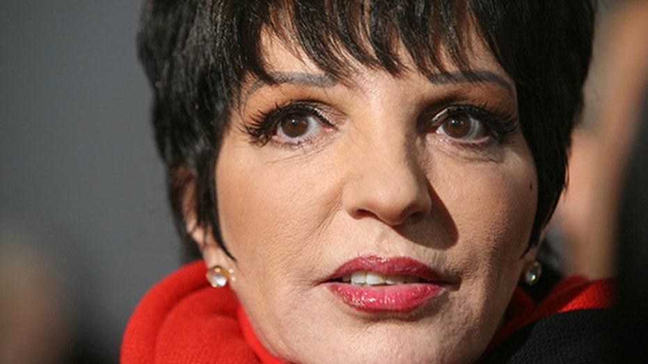 Liza Minnelli in rehab