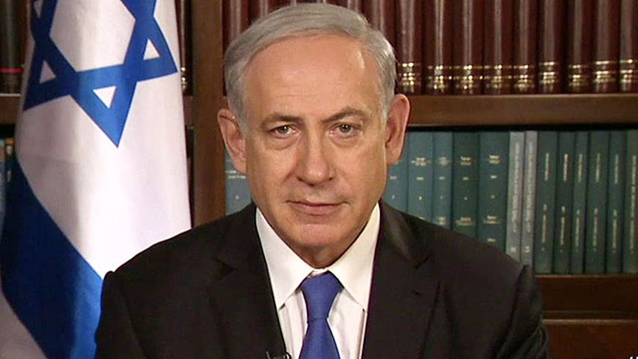 Netanyahu: Peace agreement must be negotiated, not imposed