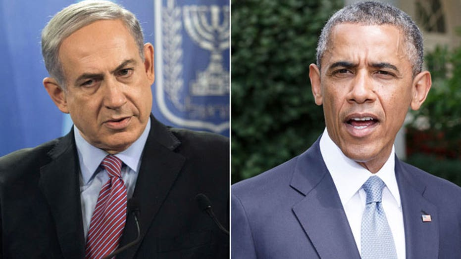 GOP 2016, Israel and President Obama