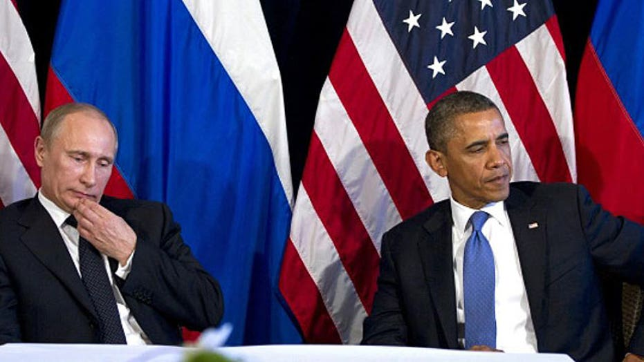 Dormant Cold War between US, Russia heating up?