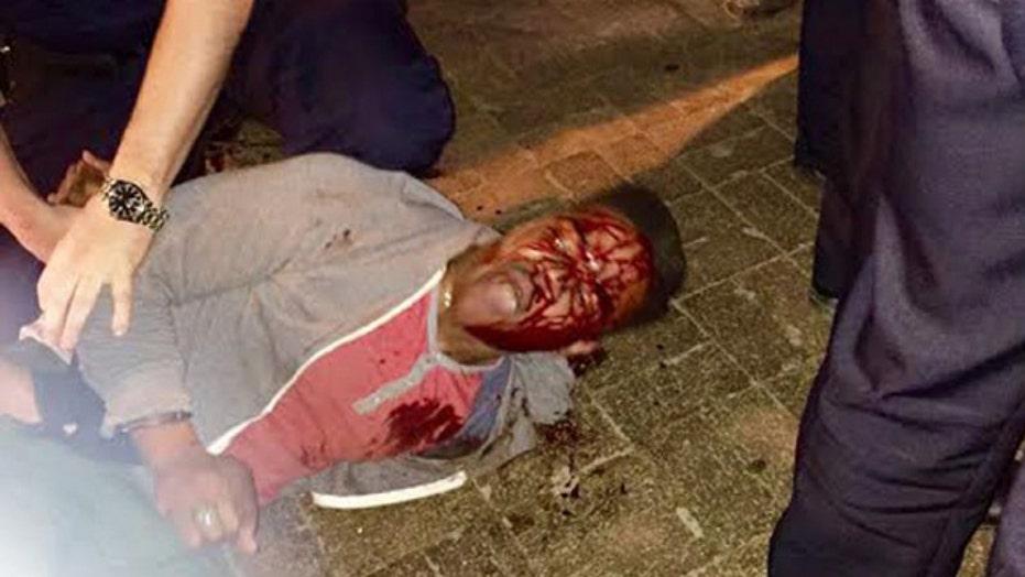 Howard Kurtz: Media swarm to 'mini Ferguson'