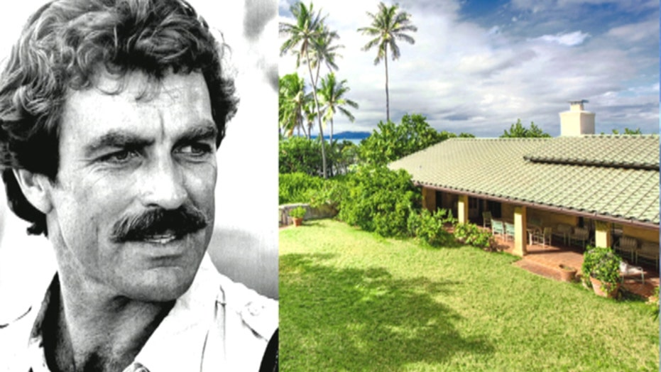 Report: Obama may have purchased 'Magnum P.I.' mansion