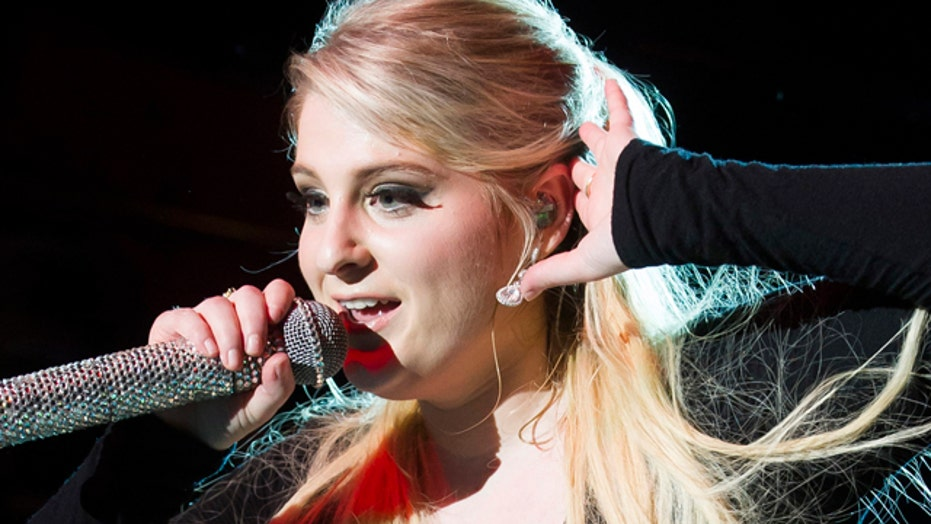 Meghan Trainor's new video slammed for being 'sexist'