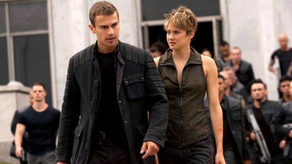 Can 'Insurgent' split from the pack and top the Tomatometer