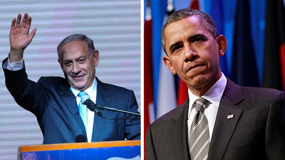 Is Netanyahu's victory a defeat for Obama?