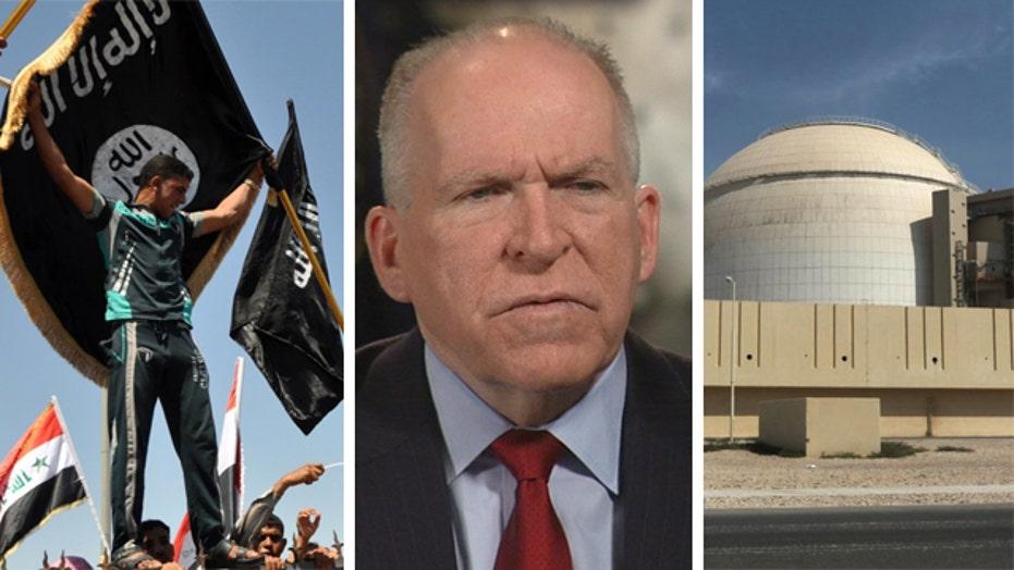 CIA Director John Brennan on threat of Iran and ISIS