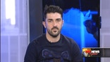 Spanish soccer star David Villa talked about his new MLS team, NYCFC.