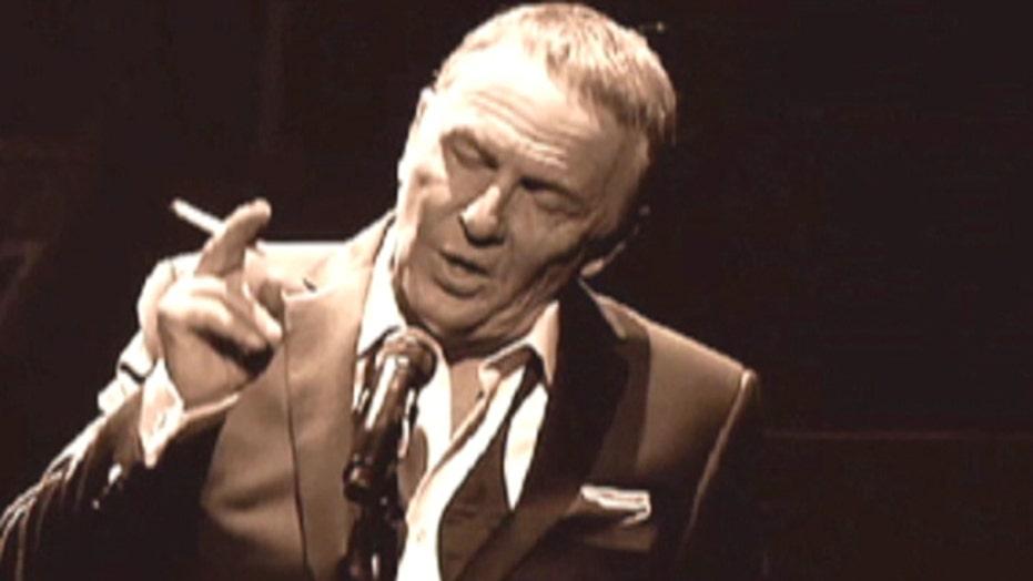 Sinatra's friend impersonating him in Vegas