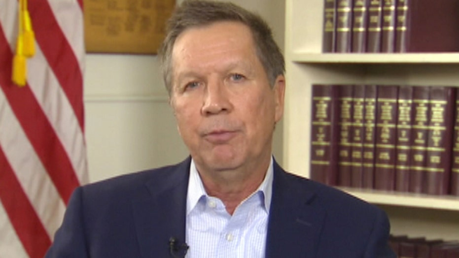 Kasich: We need more people who are uniters, not dividers