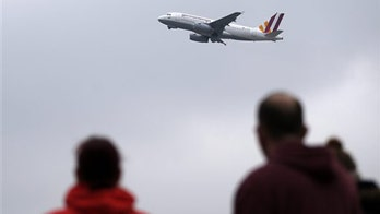 Pilot was locked out of cockpit moments before plane crashed in Alps, report says