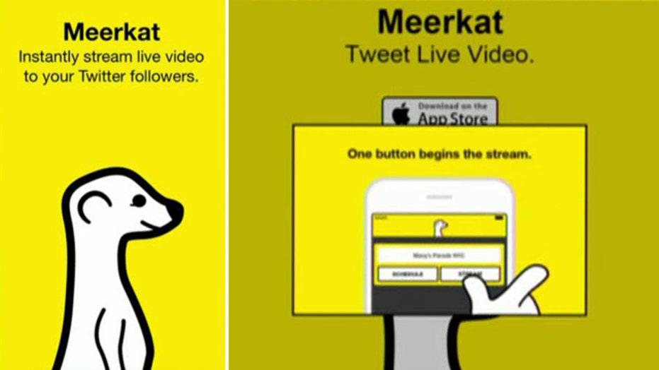 Meerkat app poised to make splash in 2016 election