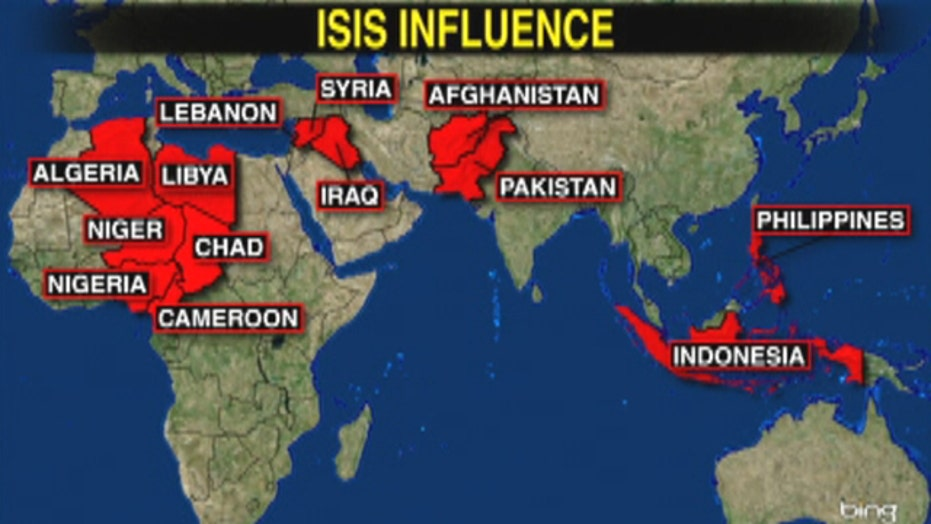 ISIS expands its reach into Afghanistan and Pakistan