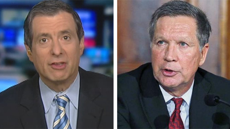 Kurtz: Kasich's endless talkathon