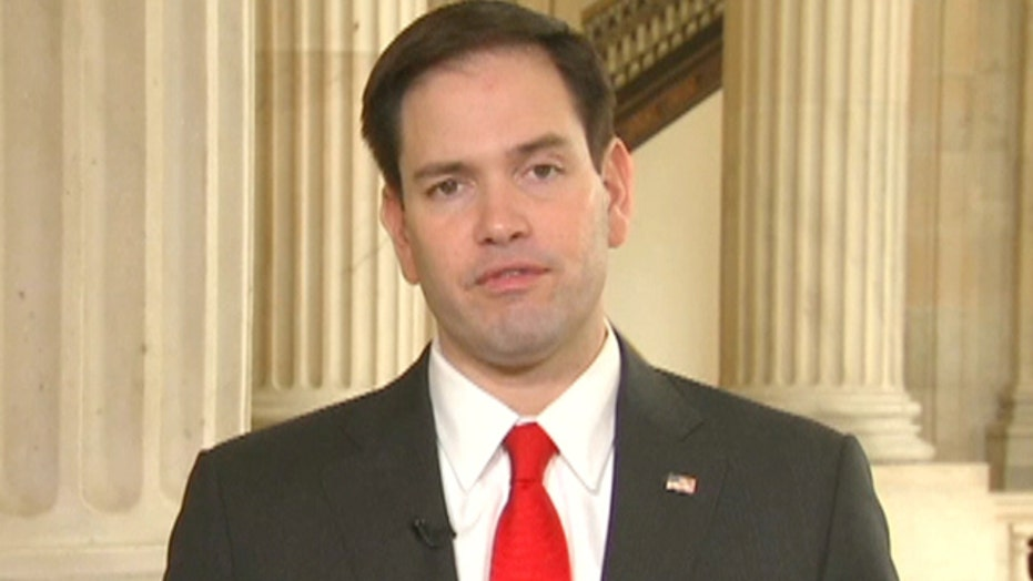 Rubio on Yemen's chaos: 'This is about Iran'