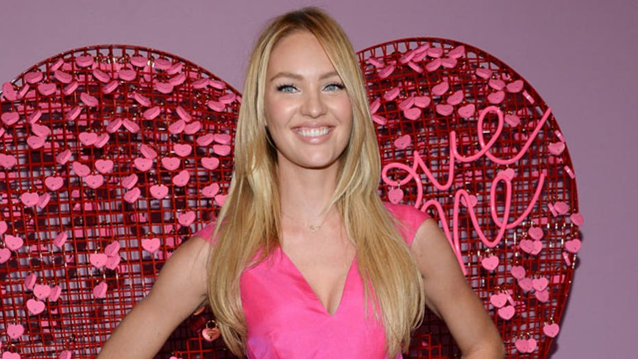 What Makes Candice Swanepoel Feel Sexy?