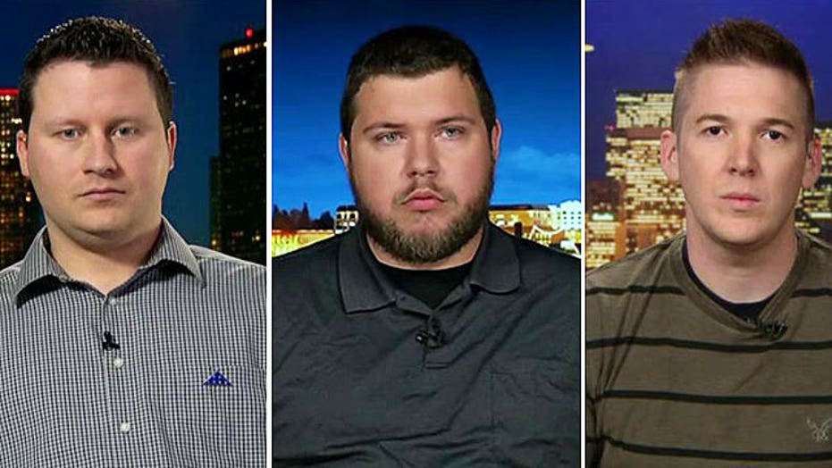 Former platoon members react to Bowe Bergdahl charges