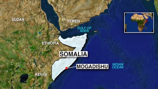 Al-Shabab extremists attack US military base in Somalia, officials say