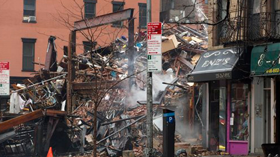 NYC official: 2 people still unaccounted for after explosion