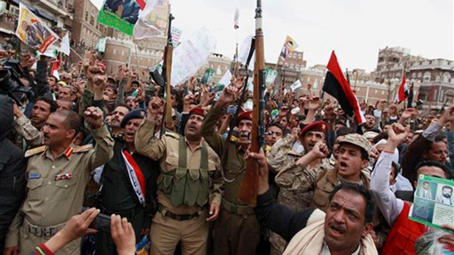 Yemen crisis brings Mideast to the brink