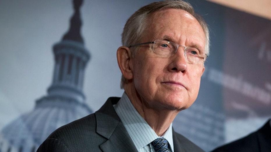 Can Republicans pick up Reid's Senate seat?