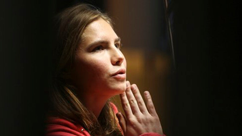 Awaiting ruling from Italian high court on Amanda Knox
