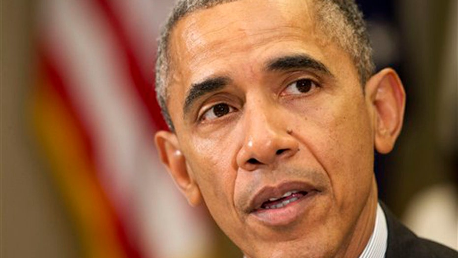 President Obama's foreign policy in 'free-fall'?