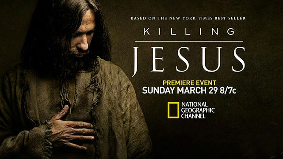 'Killing Jesus' worldwide debut